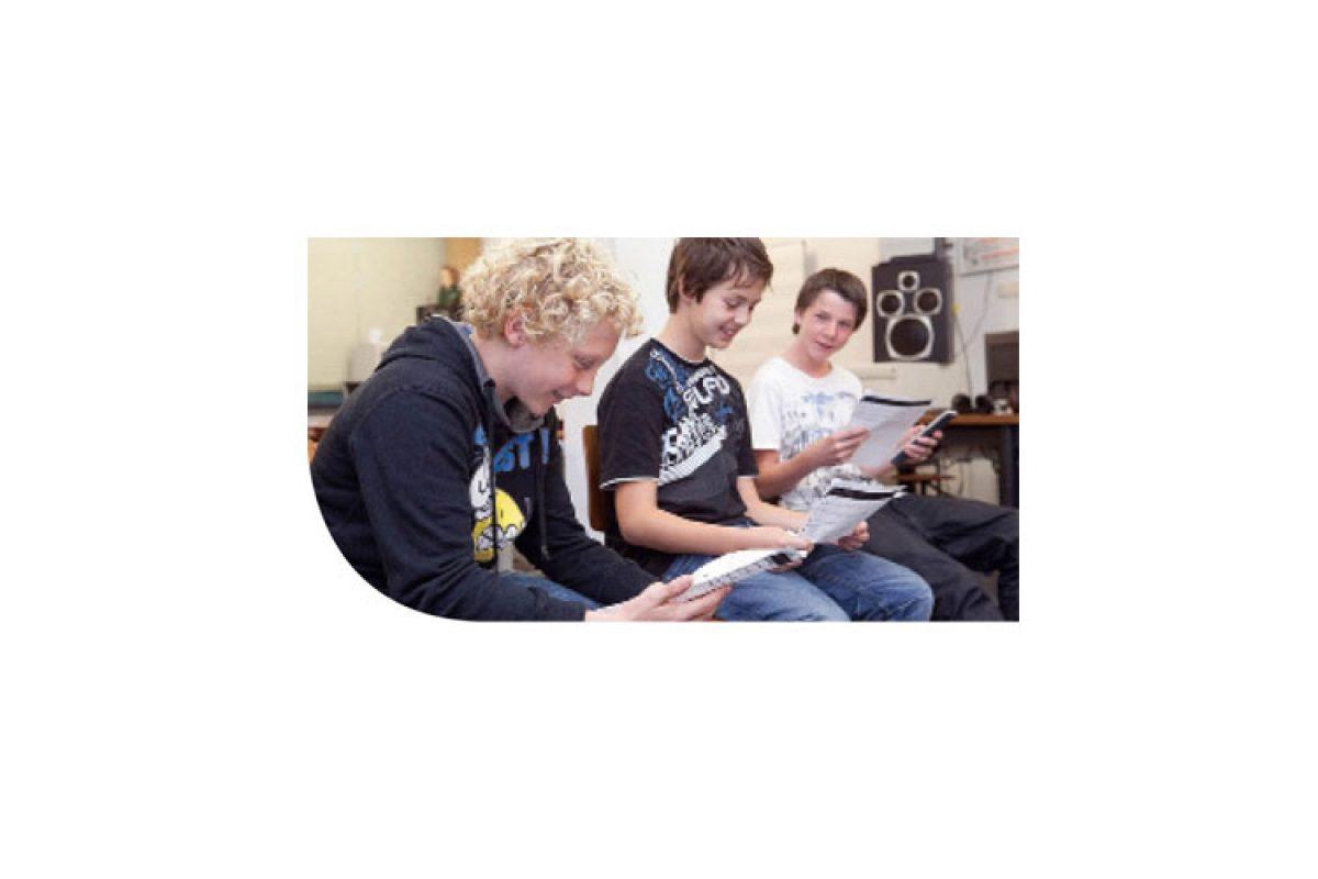 Onderwijs Dalton Voorburg: ook goed voor jongens!