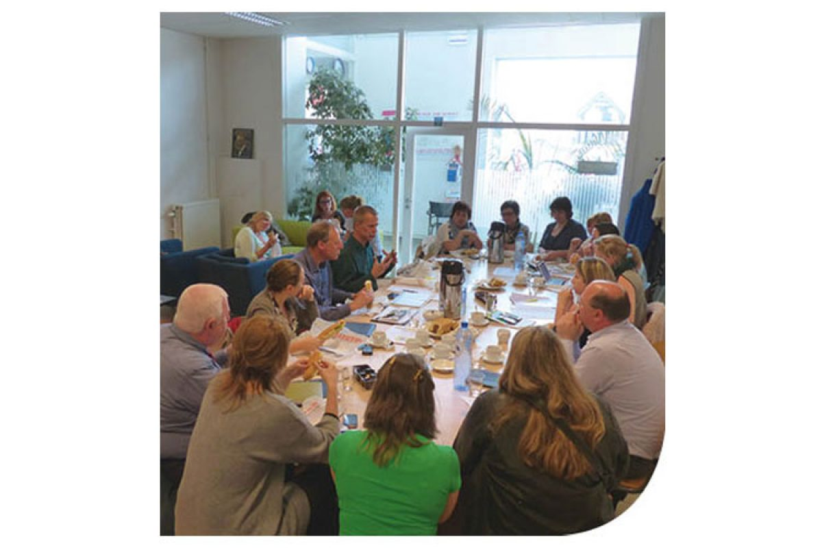 Oprichting Dalton Gemeenschap Vlaanderen