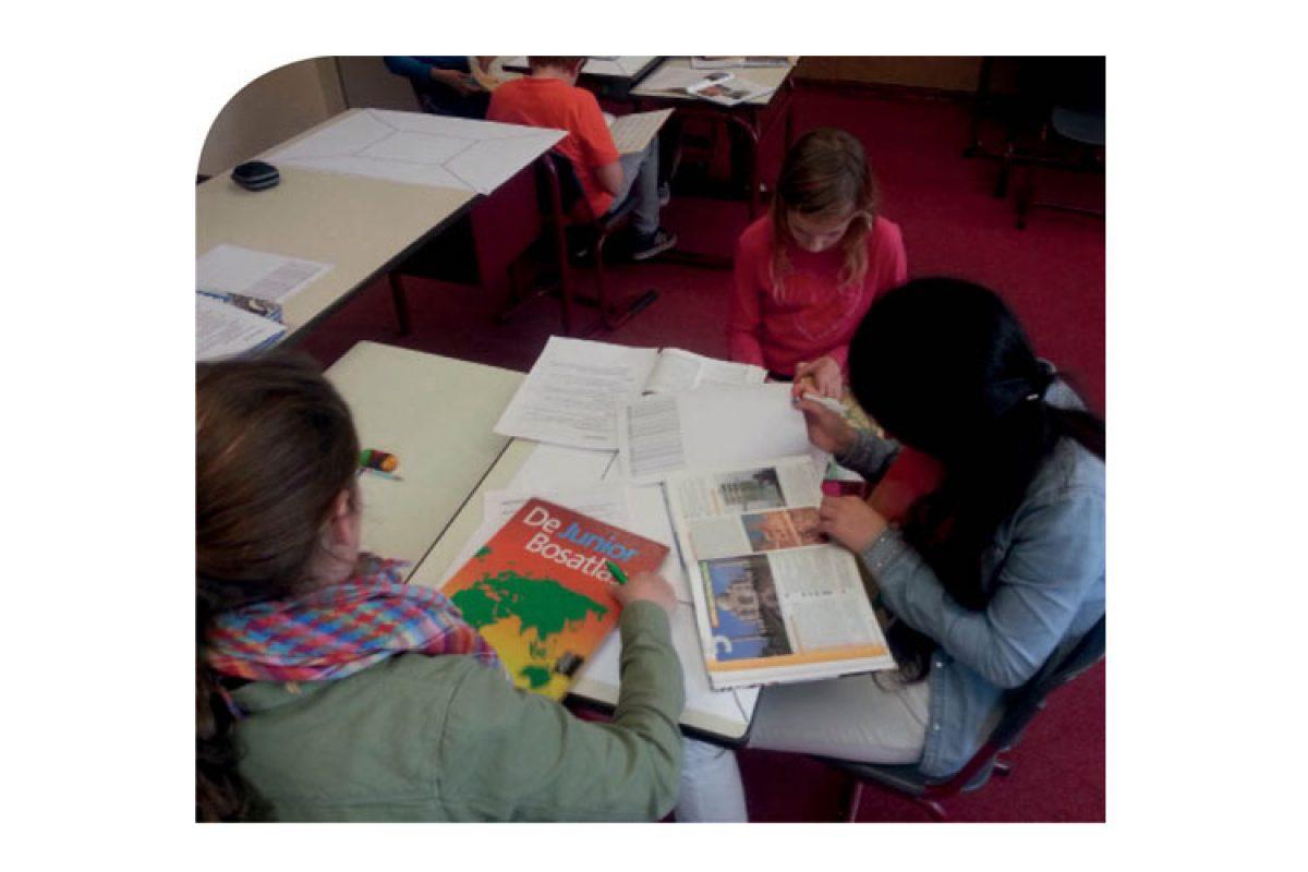 Zelfsturing door leerlingen in het basisonderwijs
