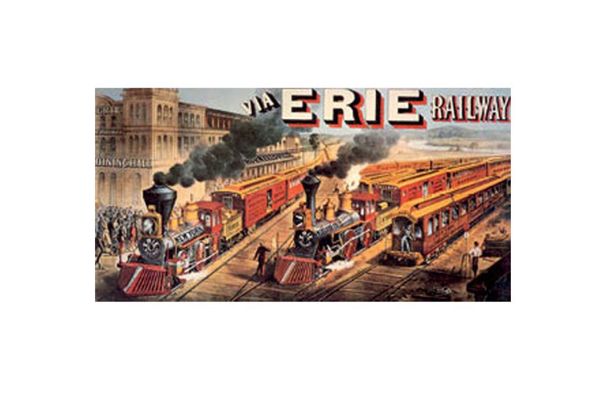 De parabel van de spoorwegbeambte
