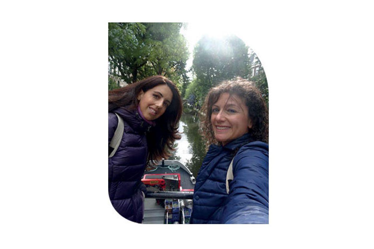 Siciliaans bezoek aan Nederlands daltononderwijs