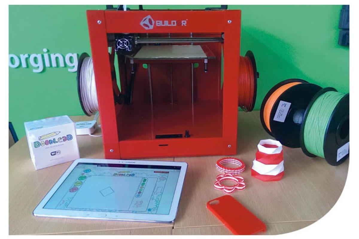 3D-printers: uitdaging voor daltonscholen?