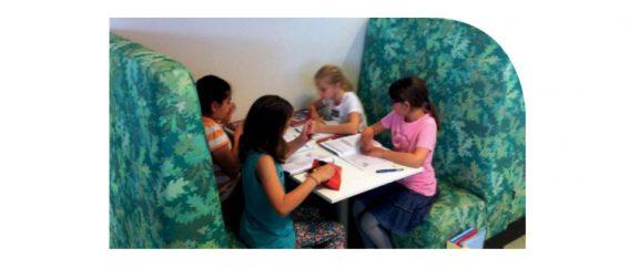 De nieuwbouw van De Werkplaats Kindergemeenschap in Bilthoven