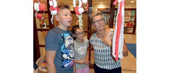 Bezoek uit Polen op daltonschool de Leeuwerik