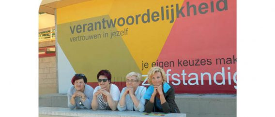 Internationaal contact op de Delftse daltonschool