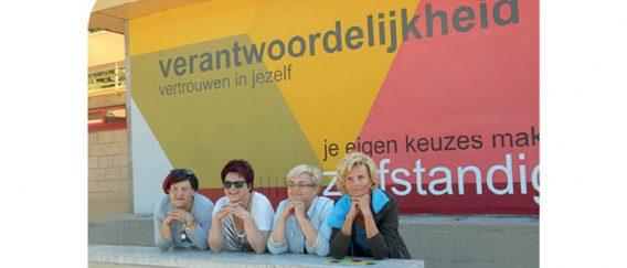 Internationaal contact op de Delftse daltonschool