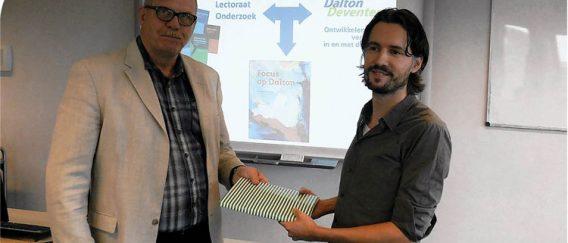 Onderzoekstermijn daltonlectoraat met zes jaar verlengd