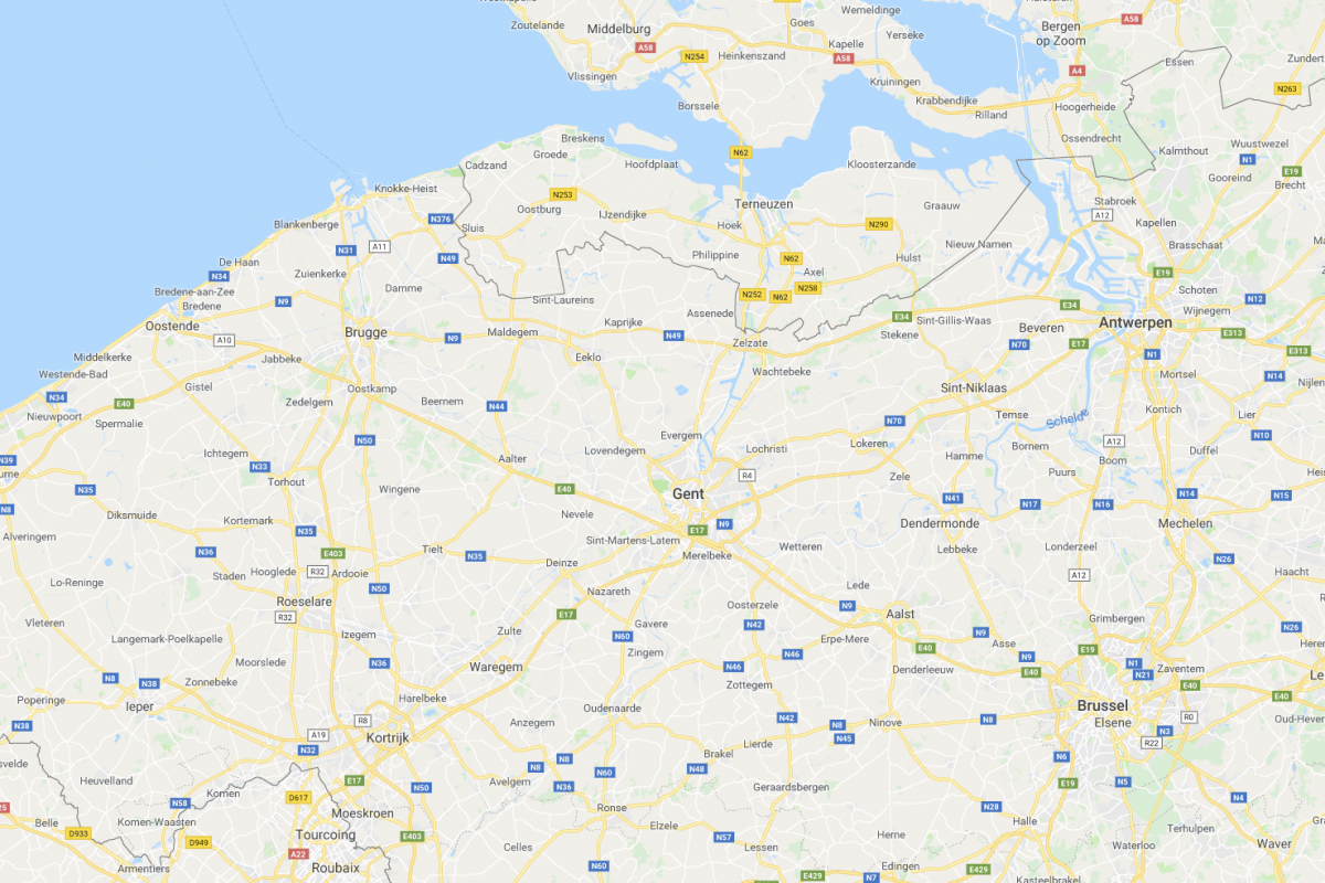 Daltonontwikkeling in België